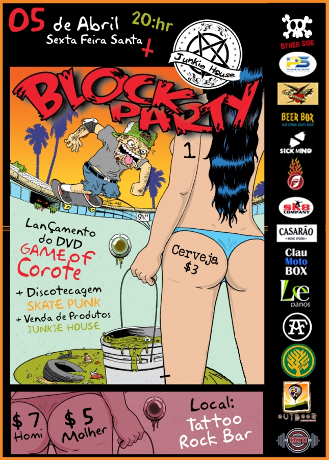 Lançamento do DVD Game of Corote